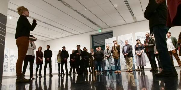Lecture in the Art Museum