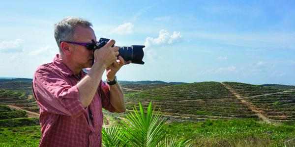 Michael Kodas of the Center for Environmental Journalism Center