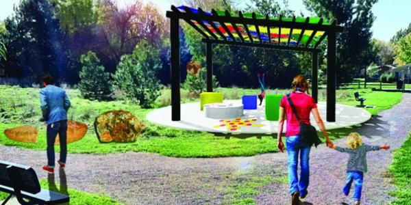 Geometry Park Rendering