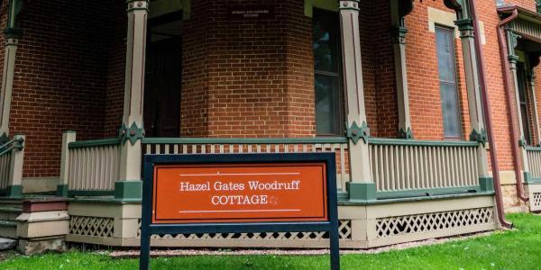 Hazel Gates Woodruff Cottage