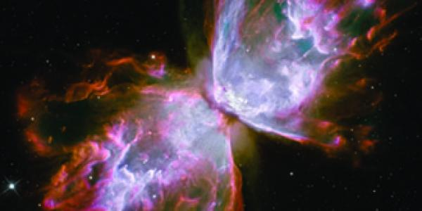 Image taken from the Hubble Telescope