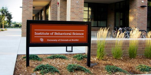 IBS building and sign