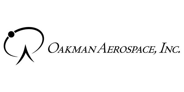 Oakman Aerospace logo
