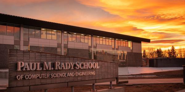 Paul M. Rady School building