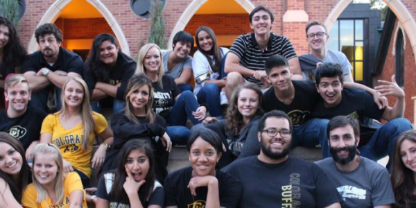CU Student Government members