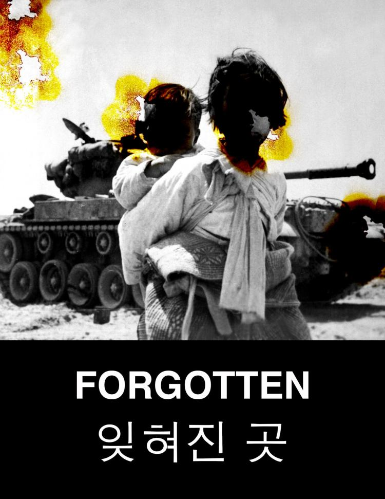 DMZ is Forgotten art piece
