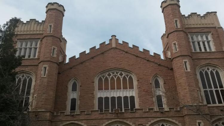 Macky Auditorium