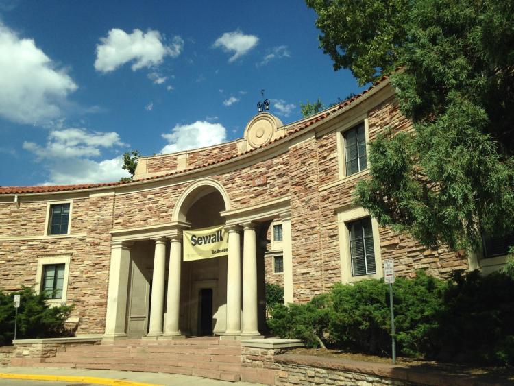 Sewall Residence Hall