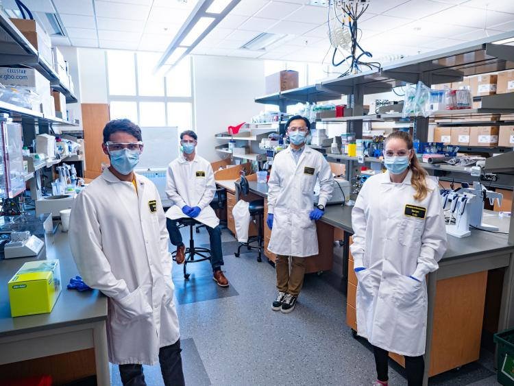 CU Boulder researchers