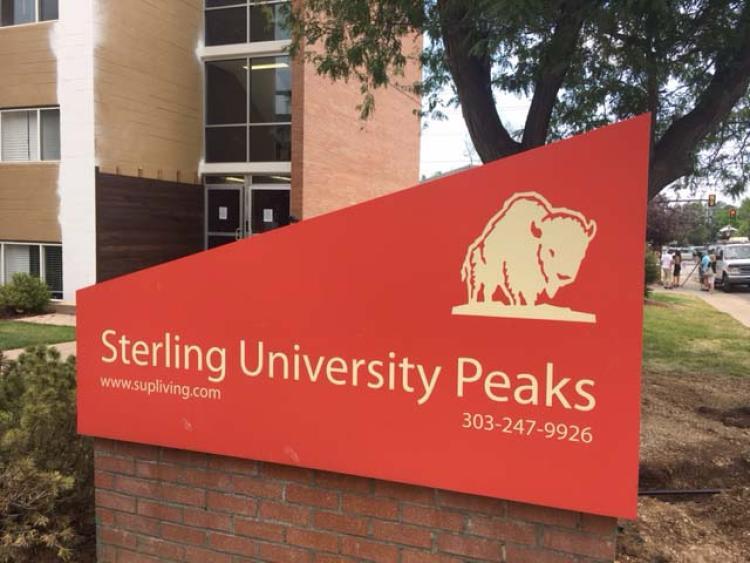 Sterling University Peaks