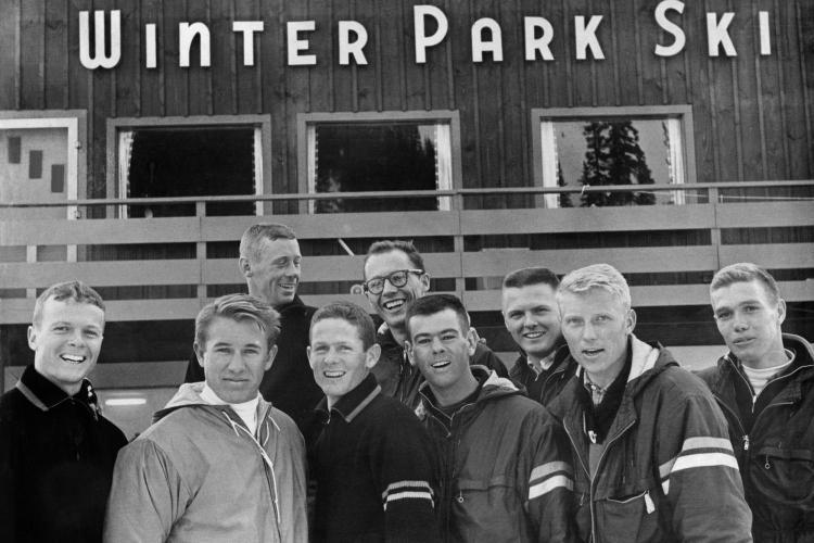 1959 CU Ski Team
