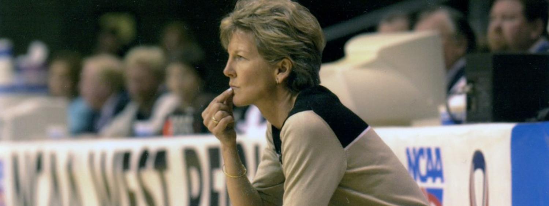 Former CU head basketball coach Ceal Barry