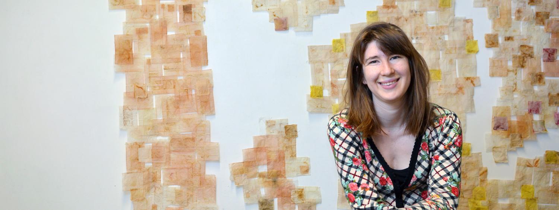Portrait of Ariana Kolins, MFA candidate