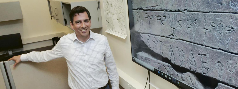 Dimitri Nakassis and the pylos tablet