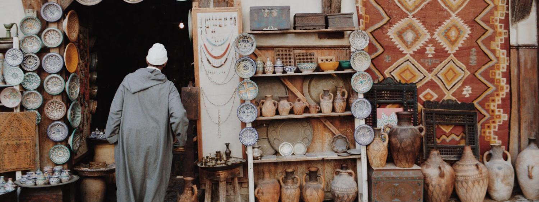 Fez, Morocco (Photo by Midori Patterson)
