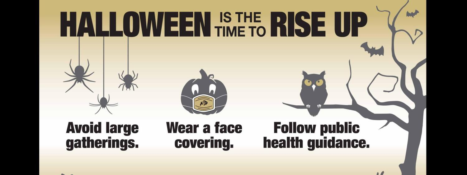 Halloween is a time to rise up