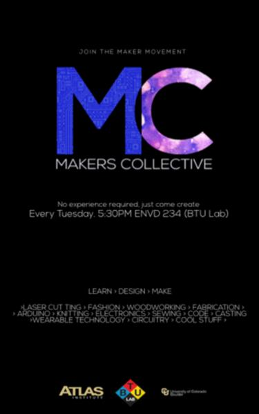 Makers Collective Poster