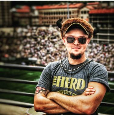 Steven Mann CU Boulder veteran student