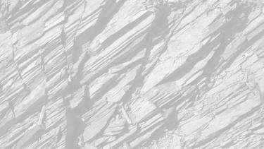 Whiteout texture shot of a Flatiron