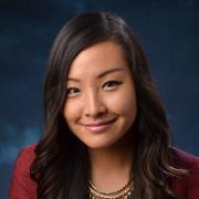 Sarah Kim international admissions counselor