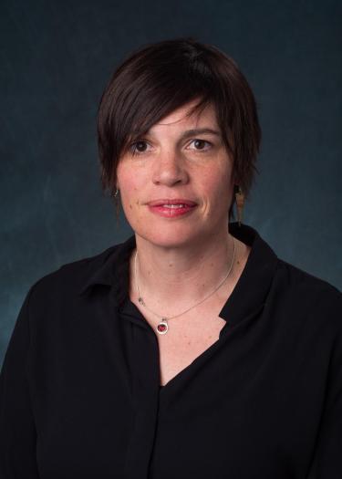Head shot of Kate Christensen