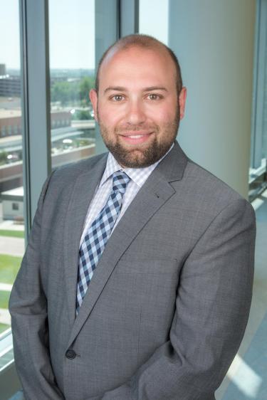 Headshot of Cory Portnuff