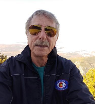 Headshot of Peter Ramig