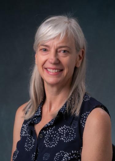 headshot of Kathy Tucker