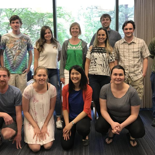 Lab Summer 2018 with Alice!