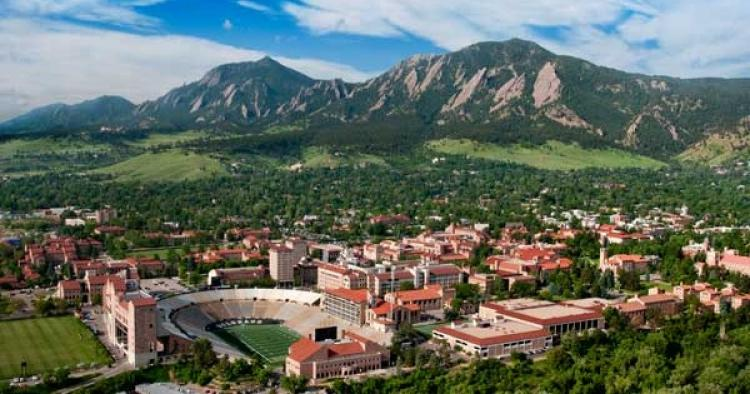 UCB campus