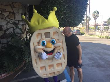 Sir. Wafflelot