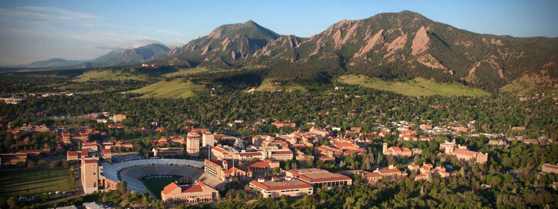 University of Colorado Boulder Campus