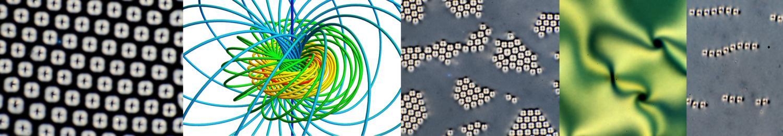 Arrays of torons in cholesteric and Hopf fibrations