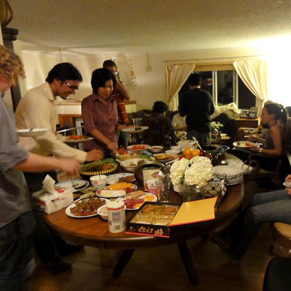 A good party in 2010