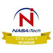 2018 NASA iTech Cycle II Winner Badge
