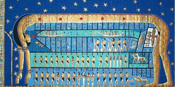 The Cosmos in Premodern Mediterranean Societies
