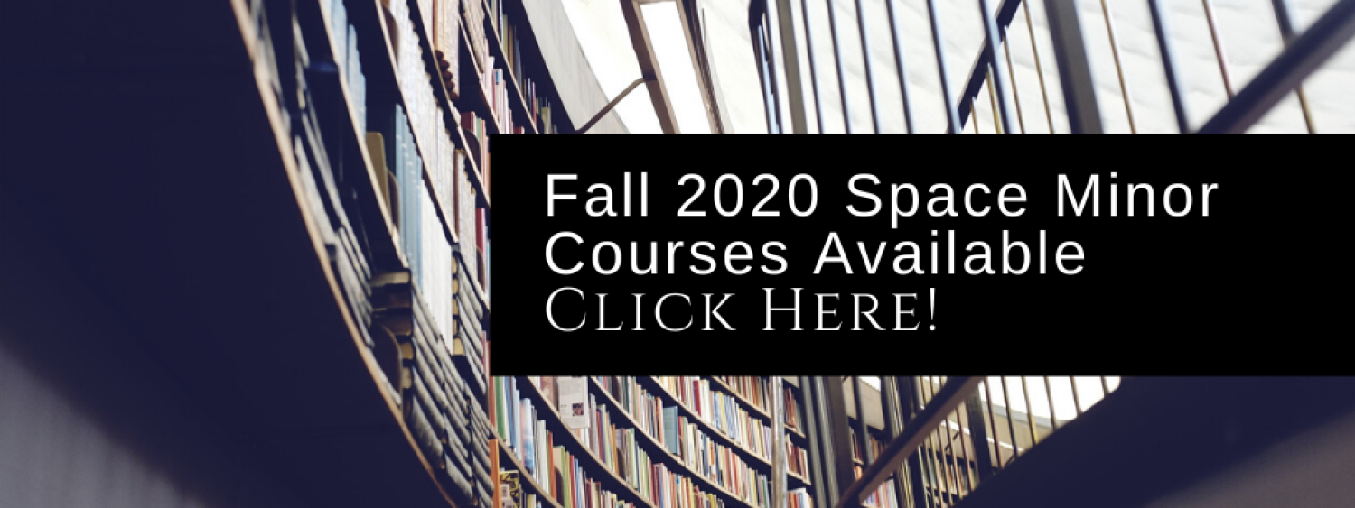 Space Minor Fall 2020 Available Course list