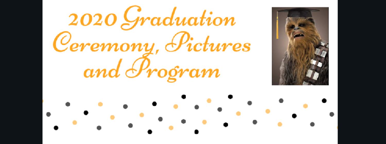 Graduation page link