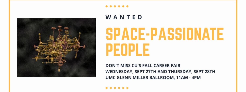 CU Fall Career Fair