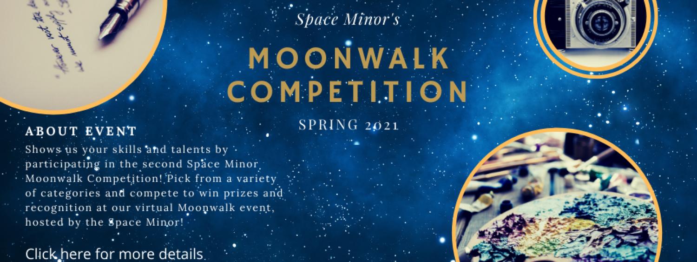 Moonwalk Competition