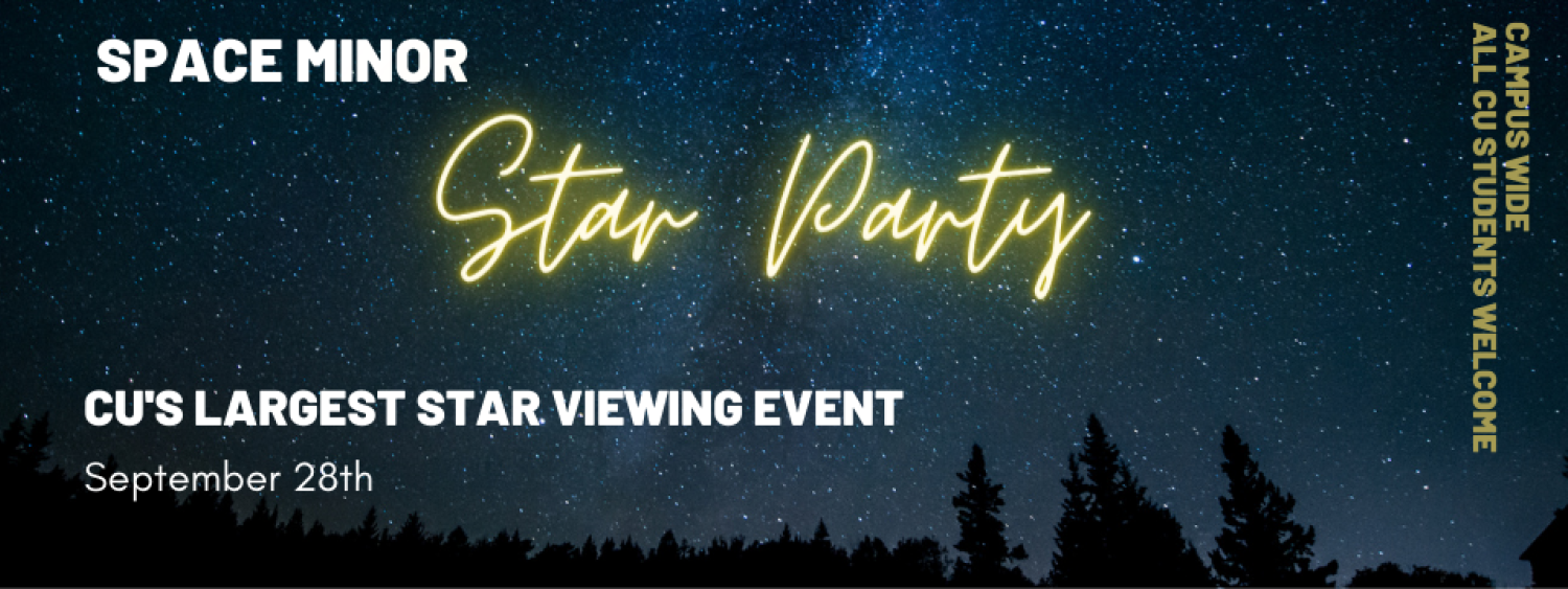 CU Star Party