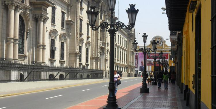 Lima Pre-Hispanic and Colonial Historical Center