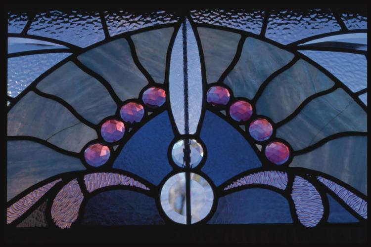 Stained Glass Window - Woodbury