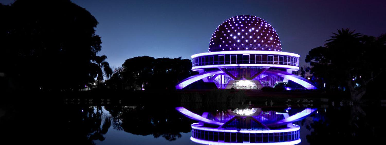 Planetario de la cuidad de Buenos Aires