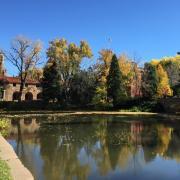 McKenna view from Varsity Lake