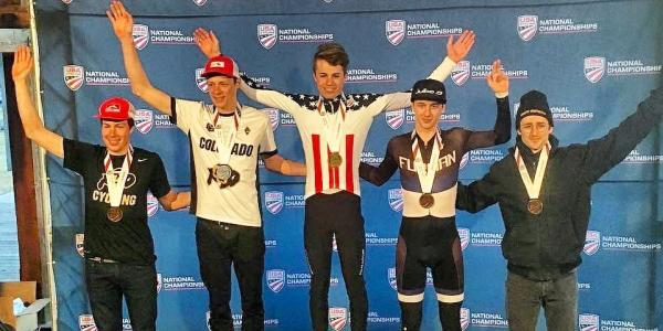 Eric Brunner wins Nationals with Grant Ellwood in 2nd and Maxx Chance in 4th
