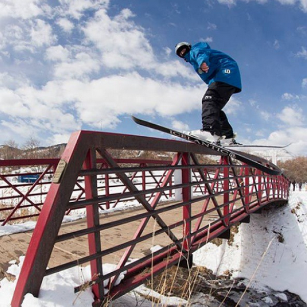 Jeremy Brown CU Freeskiing Coach: Park/Pipe