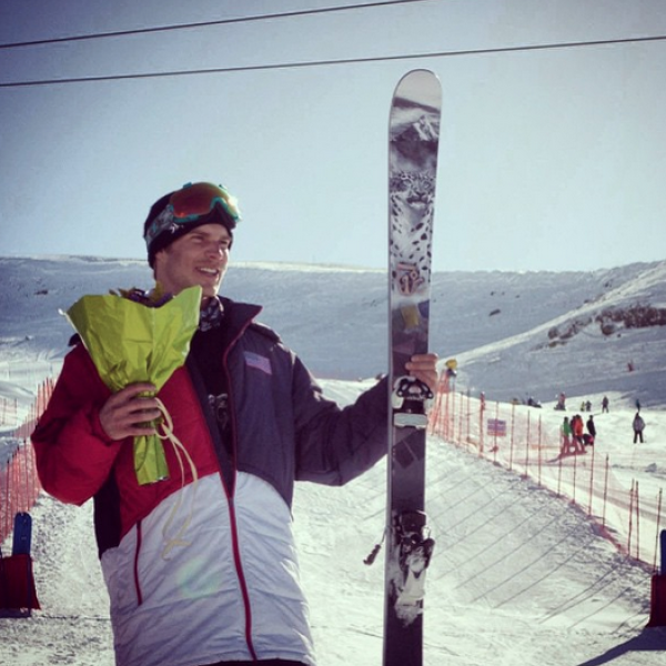 Cody Poter CU Freeskiing Coach: Park/Pipe
