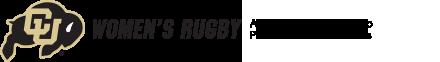 CU Women's Rugby  logo