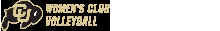 Women's Club Volleyball  logo